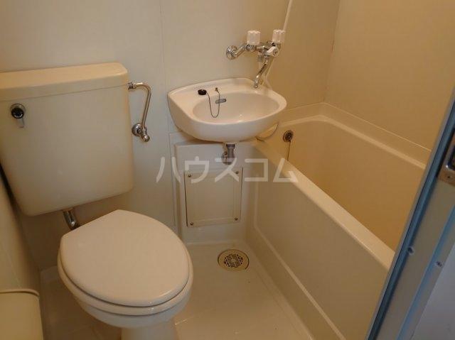 青葉台FineSquare 2G号室の風呂