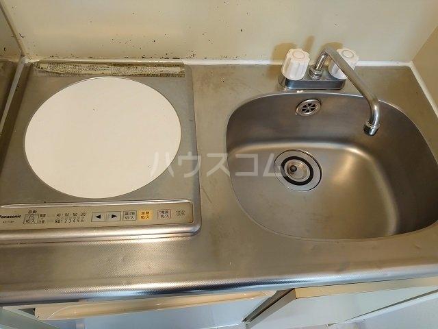 青葉台FineSquare 2G号室の洗面所
