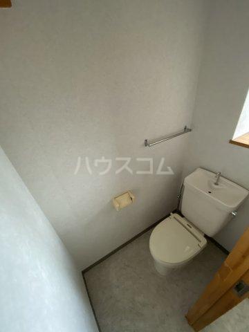 フォレスト'98 B302号室のトイレ