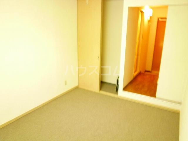シェルブールBA 104号室の洗面所