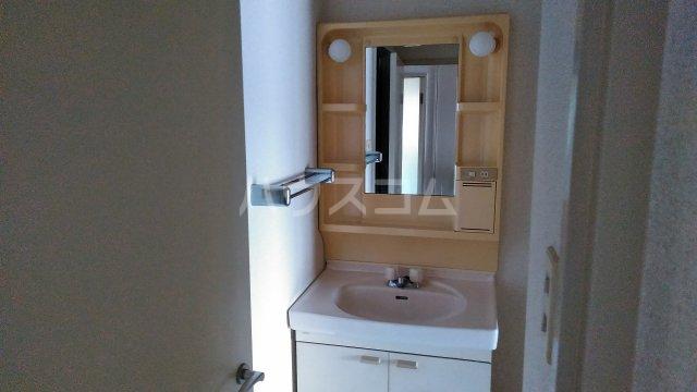 コンフォート桂台 407号室の洗面所