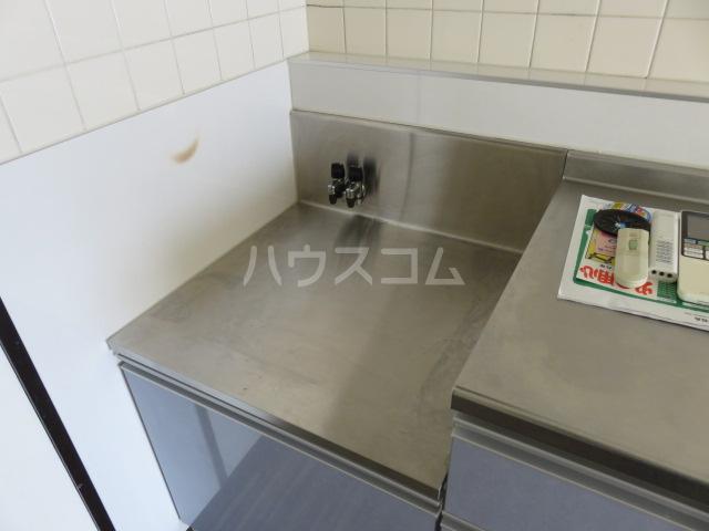 シティオーガ 501号室のキッチン