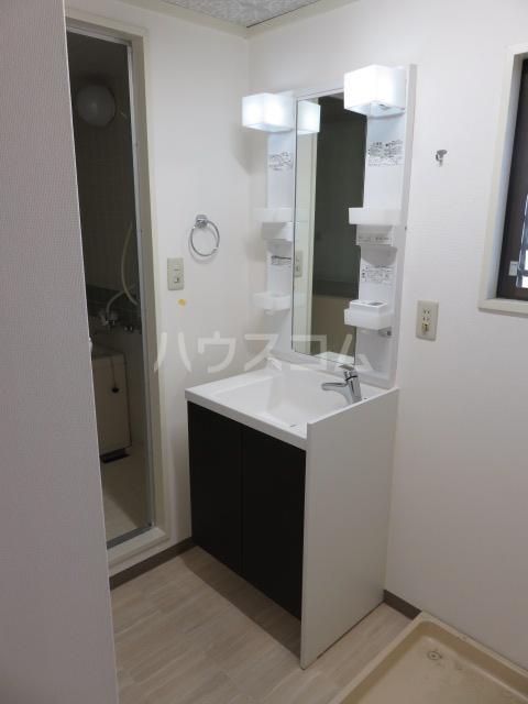 シティオーガ 501号室の洗面所