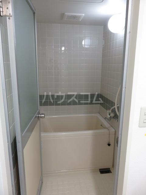 シティオーガ 501号室の風呂