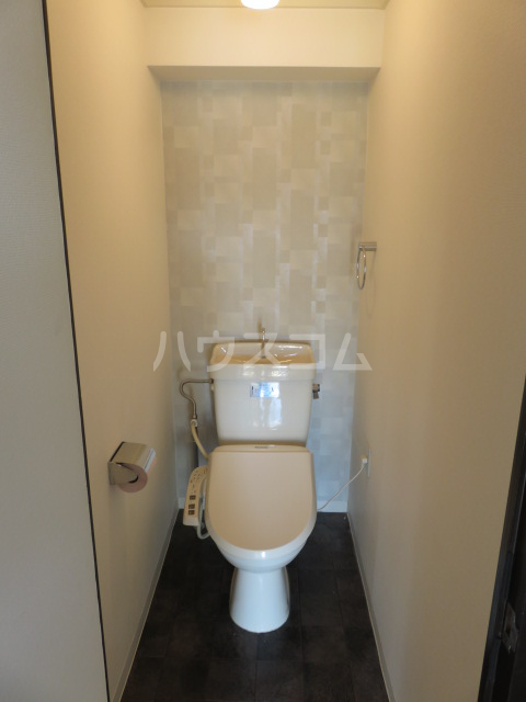 シティオーガ 501号室のトイレ