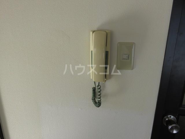 シティオーガ 501号室のセキュリティ