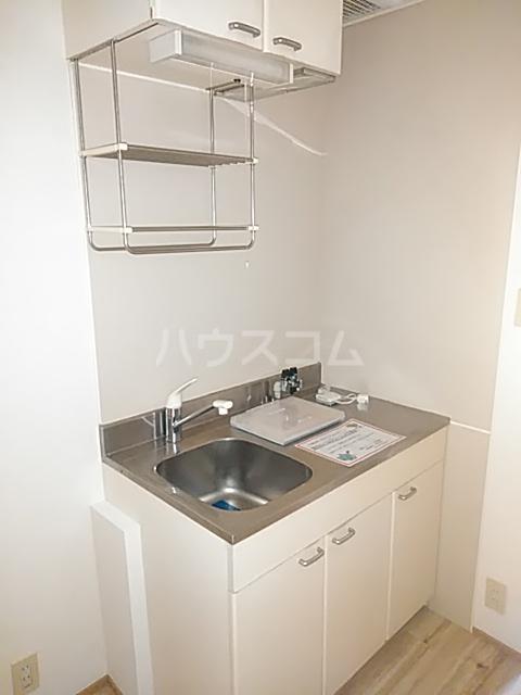 エスペランサ 101号室のキッチン