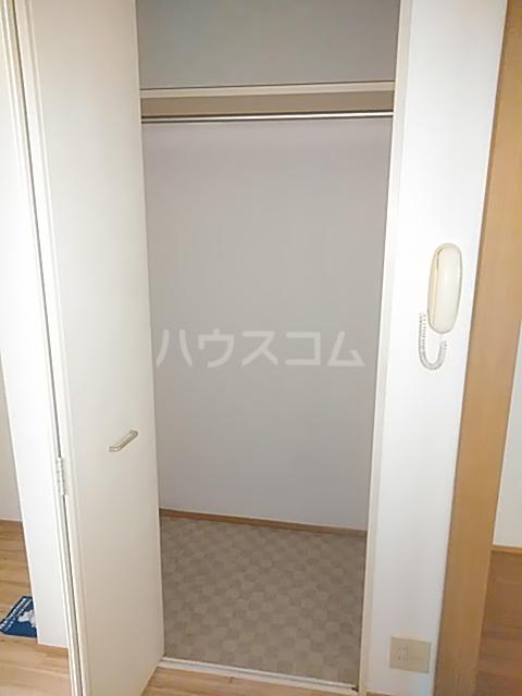 エスペランサ 101号室の収納