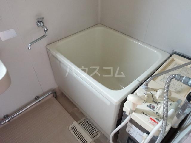 楓荘 201号室の風呂