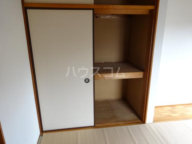 楓荘 201号室の収納