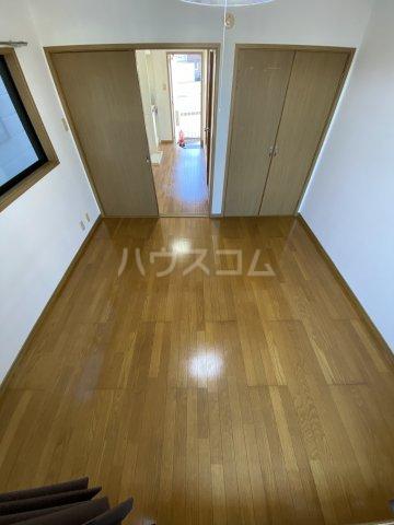 サマックス青島 203号室の収納