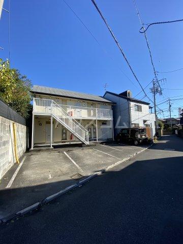 サマックス青島 203号室の駐車場
