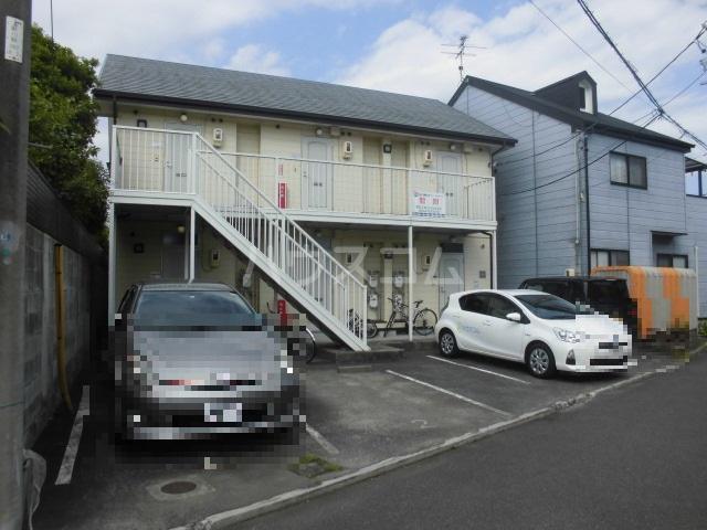 サマックス青島 203号室の外観