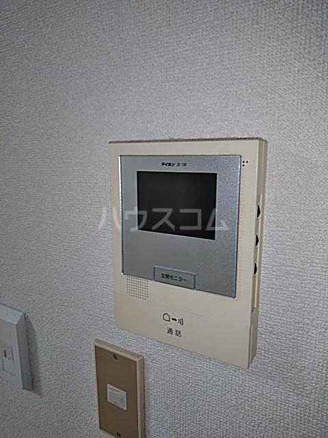 コーポラスシャロー 207号室のセキュリティ