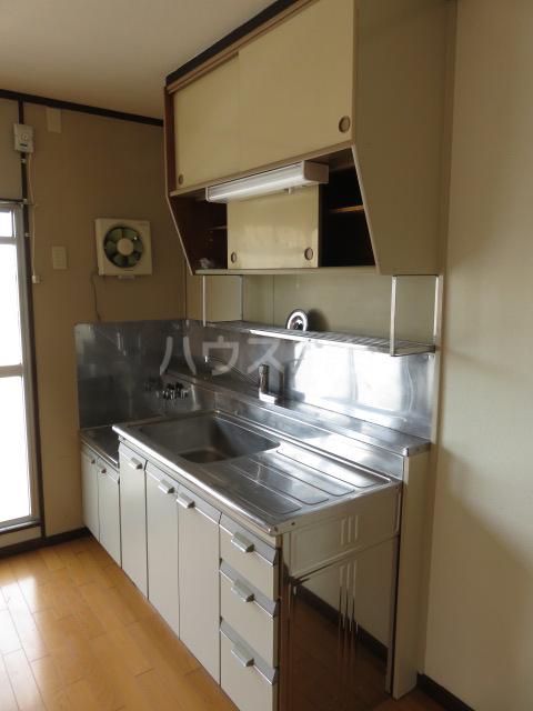 登呂コープタウン 10号棟 301号室のキッチン