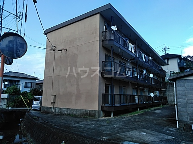 堀池マンションB外観写真