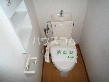 ハイツ山田 101号室のトイレ