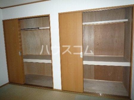ハイツ山田 101号室の収納