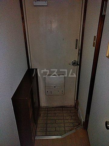 コーポラスシャロー 102号室の玄関