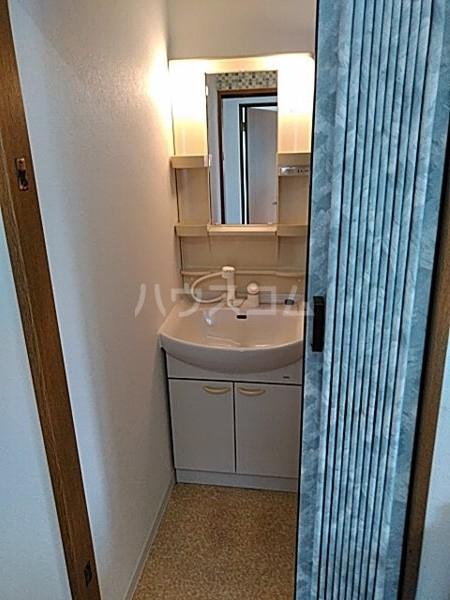 キューラティフⅠ 132号室の洗面所