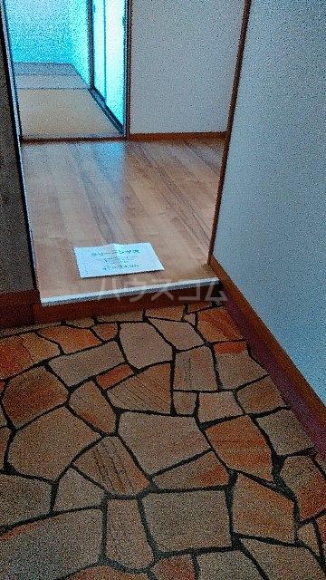 馬走グリーンハイツ 301号室の玄関