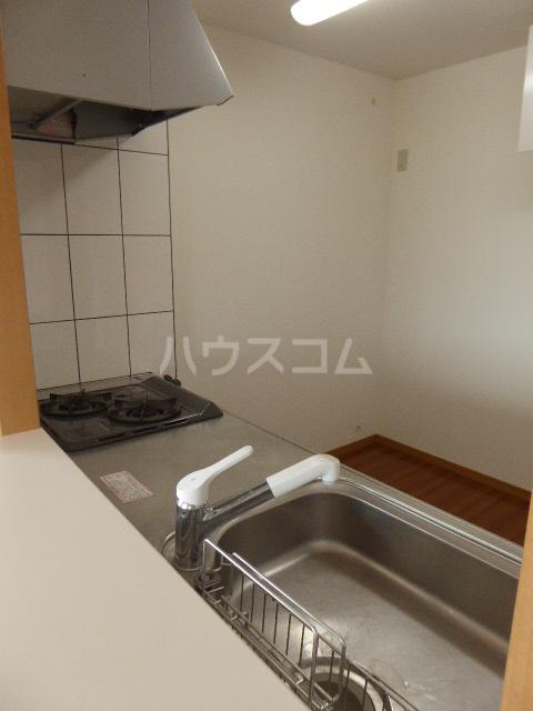 アイリス 203号室のキッチン