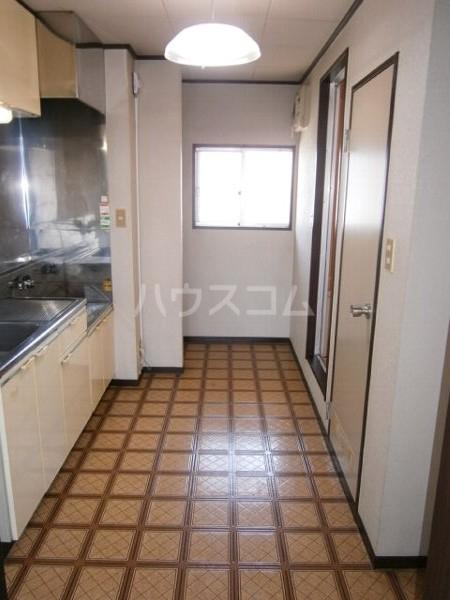 パル池田 206号室の玄関
