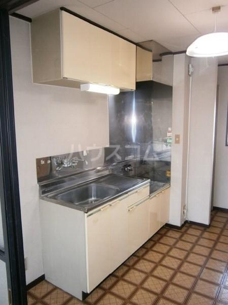 パル池田 206号室のキッチン