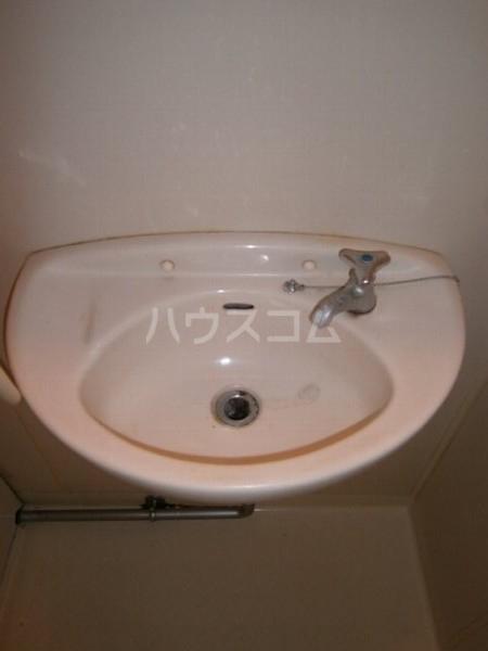 パル池田 206号室の洗面所