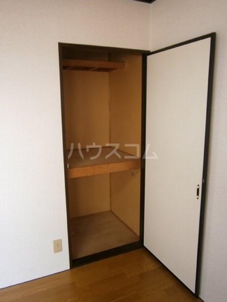 パル池田 206号室の収納