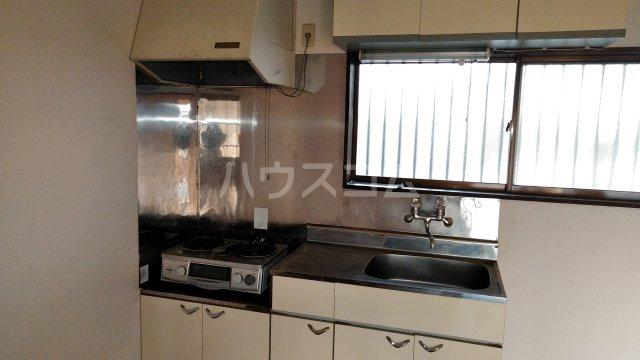 セドハイツ 201号室のキッチン