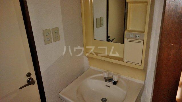セドハイツ 201号室の洗面所