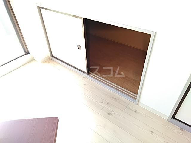 タウンコートダイキ 302号室の収納