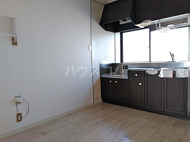 タウンコートダイキ 302号室のキッチン
