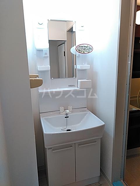 タウンコートダイキ 302号室の洗面所