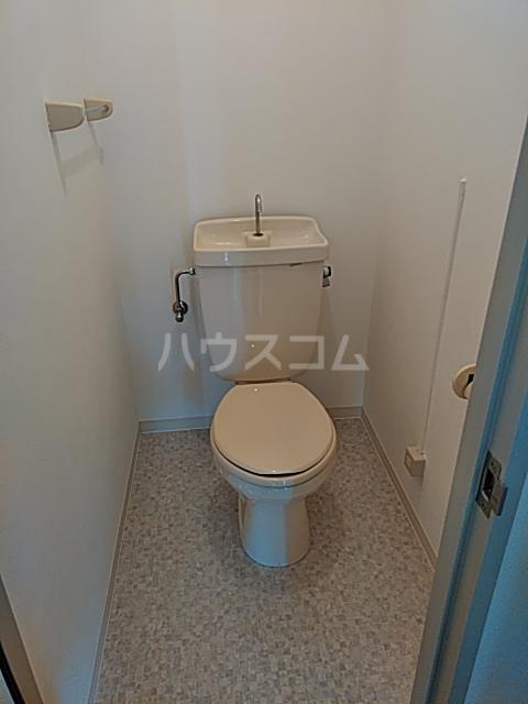 タウンコートダイキ 302号室のトイレ