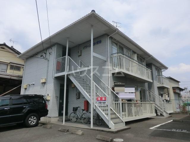 グリーンヒル青島 102号室の外観