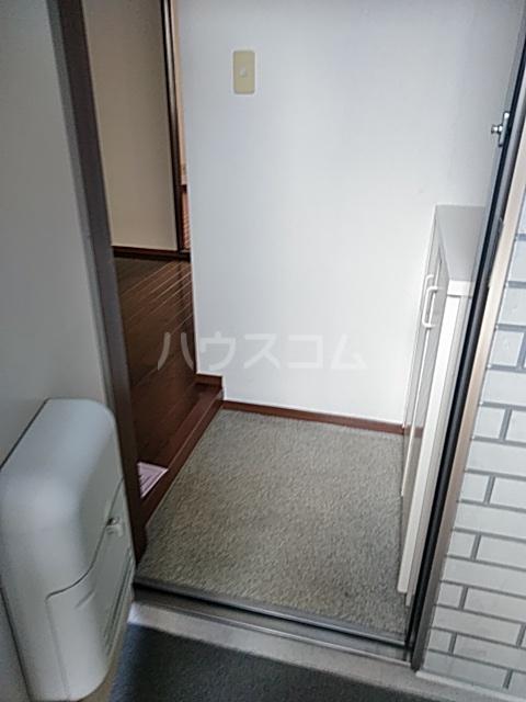グリーンヒル青島 102号室の玄関