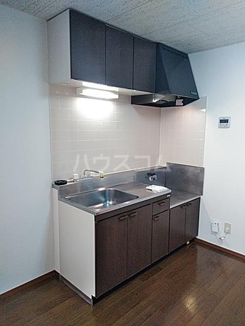 グリーンヒル青島 102号室のキッチン
