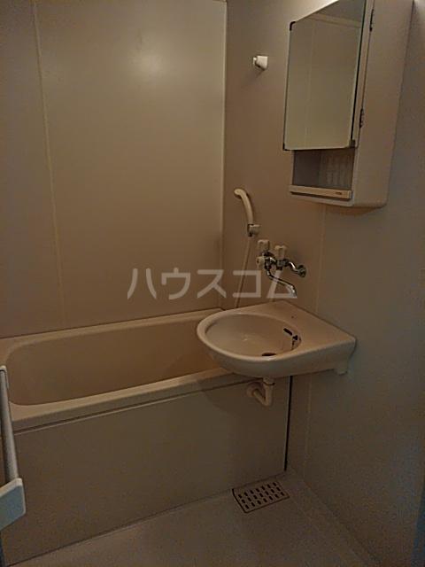 グリーンヒル青島 102号室の洗面所