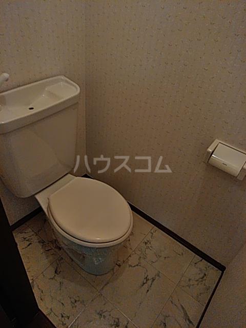 グリーンヒル青島 102号室のトイレ