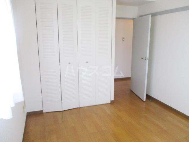 グリーンヒル藤が丘C 414号室の居室