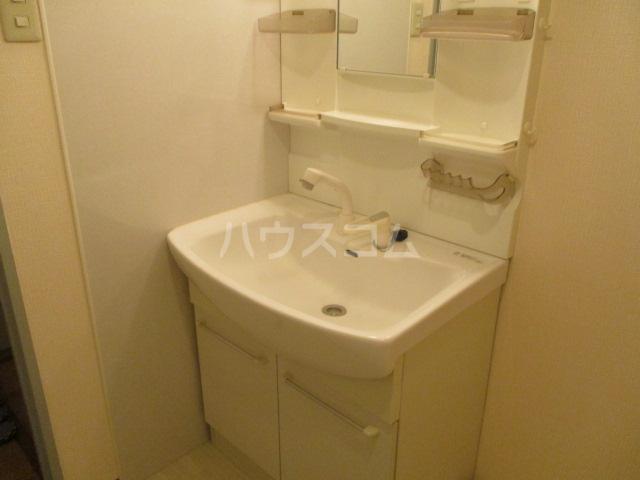 グリーンヒル藤が丘C 414号室の洗面所
