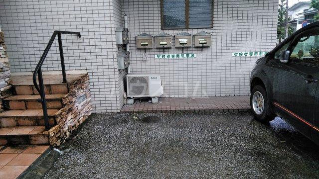 フラッツ青葉台 301号室のセキュリティ