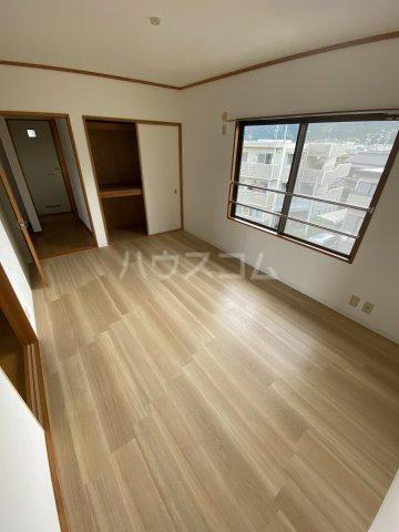 フォレスト'98 A301号室の居室