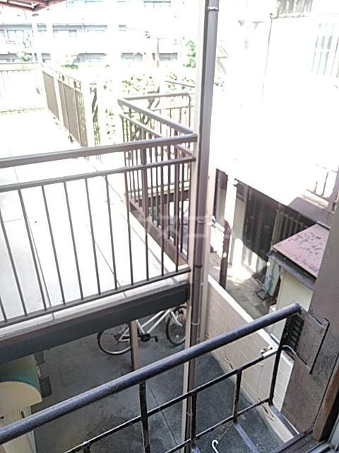 上野浦荘 201号室の景色