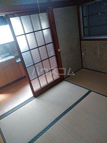 上野浦荘 201号室の居室