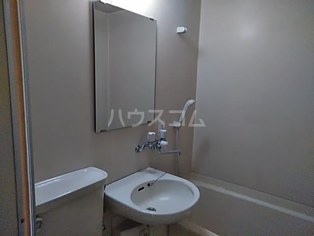 ブランニュー美しが丘 402号室の洗面所
