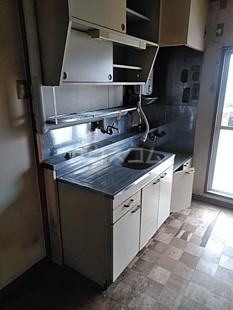 コーポ大野 305号室のキッチン