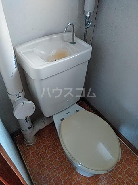 コーポ大野 305号室のトイレ